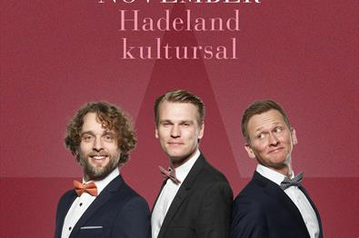 Christmas with Nordic Tenors 2020