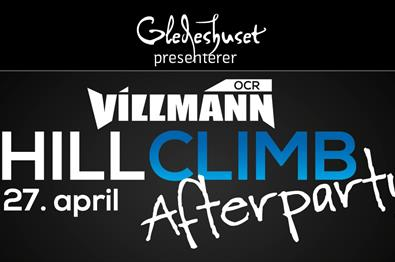 Villmann HillClimb Afterparty