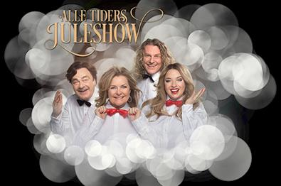 Alle tiders juleshow