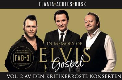 In Memory of ELVIS GOSPEL vol 2