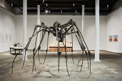 "Kistefos-Museet, Jevnaker, Norway,  ""Louise Bourgeois - Human Nature: Doing, Undoing, Redoing"" (21.5.17-8.10.17) Art © The Easton Foundation / BONO, Oslo 2017, Photo: Frédéric Boudin"