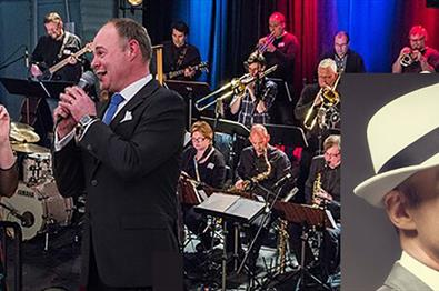 Big Band Xmas  m/Sandvika Storband